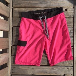 ☀️3/$25 Carbon Board Shorts